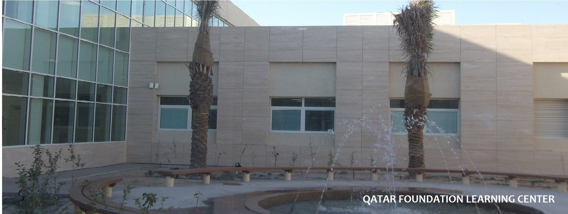 QATAR FOUNDATION LEARNING CENTER 2