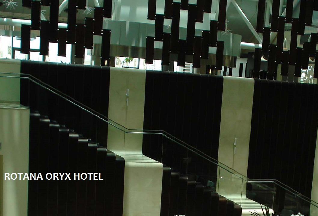 ROTANA ORYX HOTEL